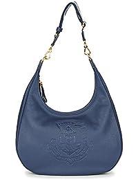 c9322a7c0ff7a Lauren Ralph Lauren HUNTLEY HOBO Handtaschen damen Marine Umhängetaschen