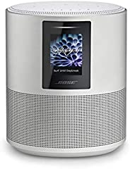 Bose Home Speaker 500 Enceintes avec Alexa d'Amazon intégrée Luxe Silver