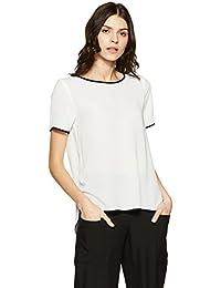 Van Heusen Woman Plain Regular Fit Top