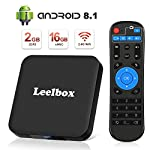 Leelbox-TV-Box-Android-812GB16GB-Q2-Minis-Botier-TV-4K--2K-UHD-H265-HDMI-USB--2-2019-Dernire-Version