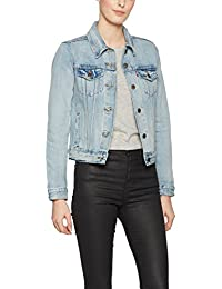 826cbbc0ad4 Levi s Women s Original Trucker Denim Jacket