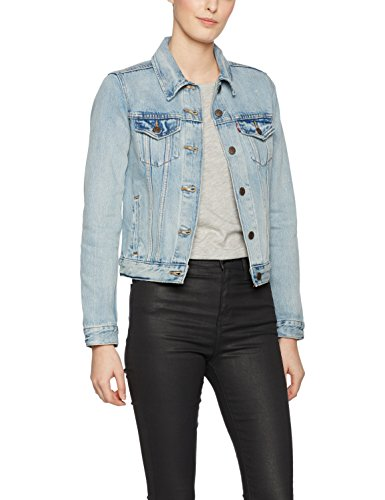 Levi's Damen Jacke Original Trucker Blau (Blue Sounds 9)