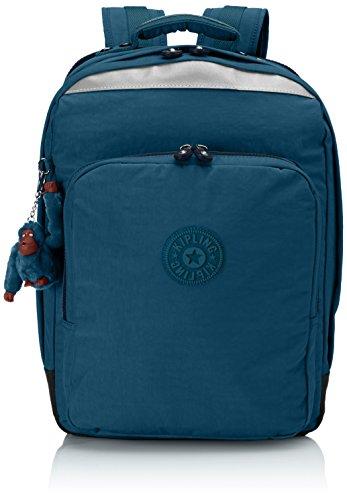 Kipling - COLLEGE - Grand sac à dos - Teal C - ( Bleu)