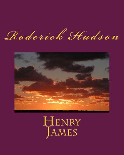 Roderick Hudson Cover Image