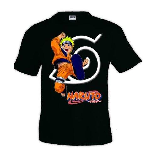 Camiseta Naruto Shippuden para 11 y 12 años