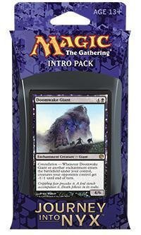 Magic the Gathering (MTG) Journey Into Nyx