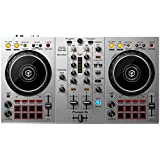 Pioneer DJ DDJ-400-S 2-channel Silver DJ controller for rekordbox dj