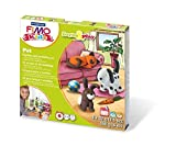 Fimo 8034 02 LZ Kids Pet Form and Play Set