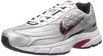 Nike Herren Initiator Traillaufschuhe, Grau (Metallic Silver/Black/White 001), 40.5 EU