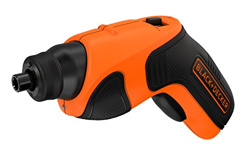 Black+decker cs3651lc-qw svitavvita a batteria, 3.6v, litio, 1.5 ah, 3.6 v