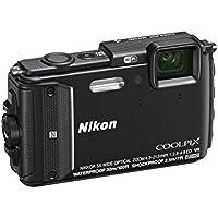 Nikon Coolpix AW130 Fotocamera Digitale Compatta, 16 Megapixel, Zoom 5X,
