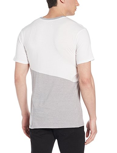 Herren T-Shirt Quiksilver Kapital Ride T-Shirt White