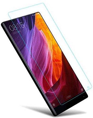 HYCOT + MI MIX 2 - QuaGlass 2.5D Curve Tempered Glass Screen Protector