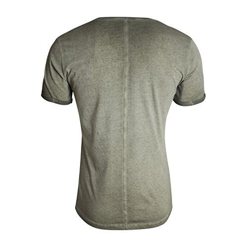 T-Shirt MT CREW für Herren - von Key Largo - in zwei Farben - Outdoor Neues Modell 2017 Freizeit 1502 Mil.green