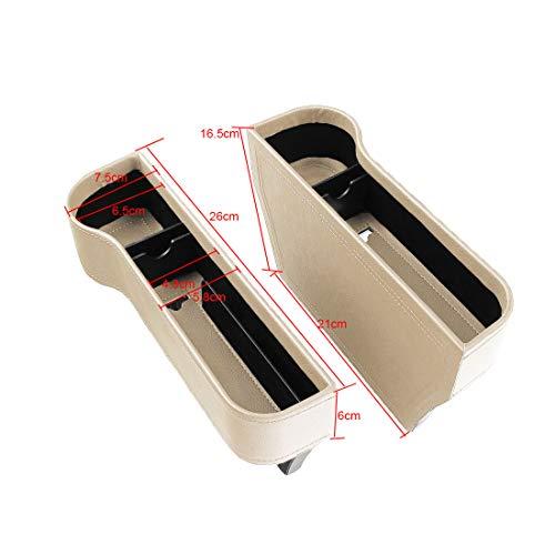Seitentaschen-Organizer – Autositz Füller Gap Space Co… | 00741025308220