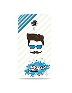 alDivo Premium Quality Printed Mobile Back Cover For Micromax Canvas Magnus A117 / Micromax Canvas Magnus A117 MKD064 Mobile Case/ Father's Day Customised Print...