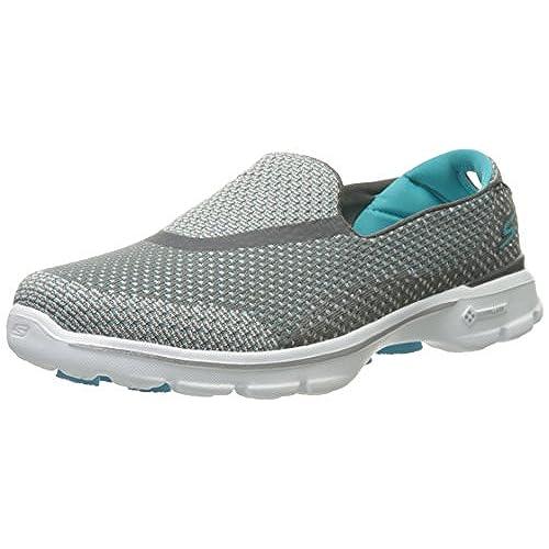 GO Walk 3, Sneakers basses femme HPK 39 EUSkechers
