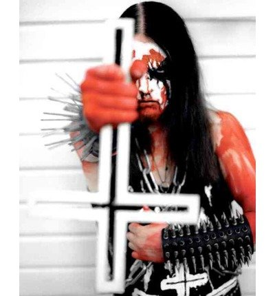 { TRUE NORWEGIAN BLACK METAL: WE TURN IN THE NIGHT CONSUMED BY FIRE } By Kugelberg, Johan ( Author ) [ May - 2008 ] [ Hardcover ]