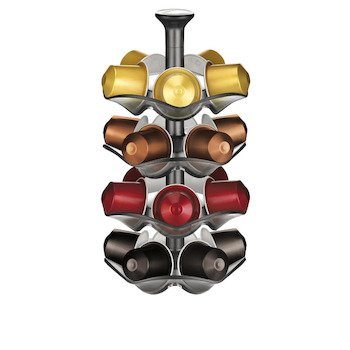 MyDrink Porta Capsule per 16 Pz Capsule Caffe Dolce Gusto in Plastica - Tescoma