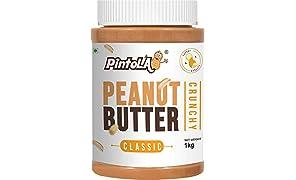 PINTOLA Classic Peanut Butter (Crunchy) (1 kg)