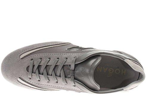 Hogan Uomo Sneaker HXM05201684I9M0PC7 Sneaker Olympia Grigio