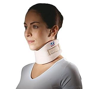 LP Support 906 Cervical Stütze – Nackenbandage mit weichem Schauminnenkern