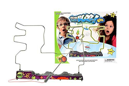 Toi-Toys 52060A Klassiker Heißer Draht für Kinder Geschicklichkeitsspiel Gemeinschaftsspiel Jungen Mädchen Kinderspielzeug Spielzeug Spiel