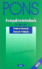 PONS Kompaktwörterbuch für alle Fälle: PONS Kompaktwörterbuch, Polnisch