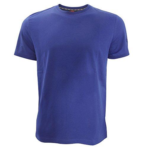 Canterbury Herren Team Plain T-Shirt, kurzärmlig Marineblau