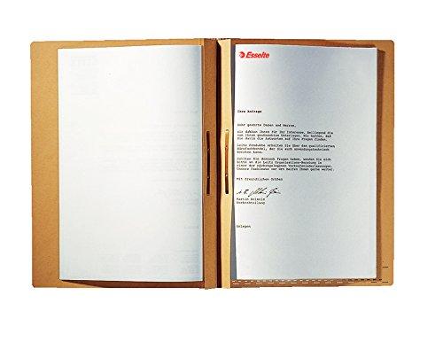 Preisvergleich Produktbild Leitz 2187-00-00 Hängemappen und Zubehör Pendelhefter n'braun