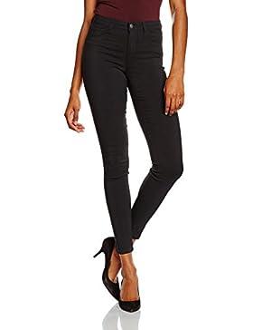 PIECES Damen Jeanshose Pcskin Wear Jeggings Black/Noos