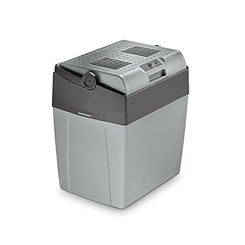 Dometic WAECO CoolFun SC30 Thermo Elektrische Kühlbox mit USB Anschluss und Heizfunktion Kabel, 12/230 Volt, 29