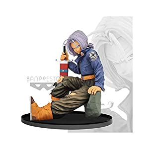 Banpresto Dragon Ball Estatua BWFC Trunks, Multicolor (BANP85207)