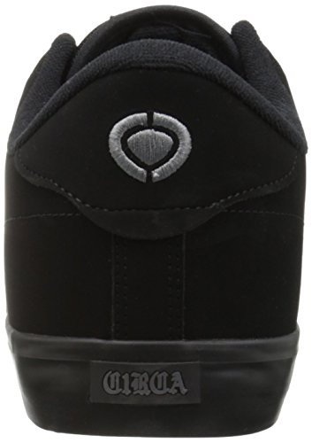 C1RCA - Lopez 50, Sneaker basse Unisex – Adulto Nero (Schwarz (Black / Black Synthetic))