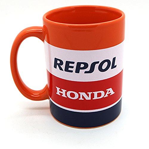 Honda Repsol Moto GP Team Logo Becher Offiziell 2017