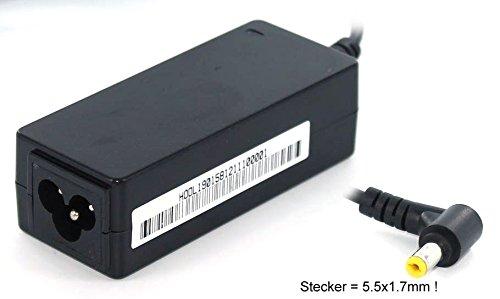 gehandelt 60221-Adapter Leistung & Wechselrichter–Adapter DE PUISSANCE & Wechselrichter (Innen, Laptop, Aspire One 531h, schwarz)