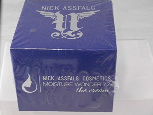 Nick Assfalg Moisture Wonder72 The Cream 100ml