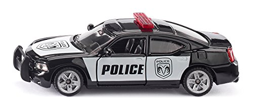 SIKU 1404 - Coche en miniatura de policía americana (escala 1:64)