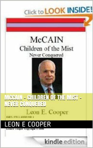 Executive-serie Single (McCain - Children of the Mist - Never Conquered (Presidential Series - Single Global Family Book 9) (English Edition))