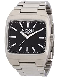 Nixon Herren-Armbanduhr Manual Analog Quarz Edelstahl A244000-00