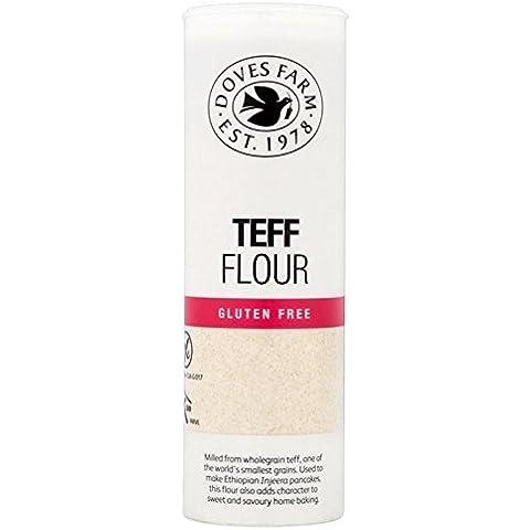 Doves Farm Senza Glutine Teff Farina 120g
