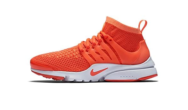 wholesale dealer 2efd9 9bff1 Nike Air Presto Ultra Flyknit (7, Orange) Buy Online at Low Prices in  India - Amazon.in