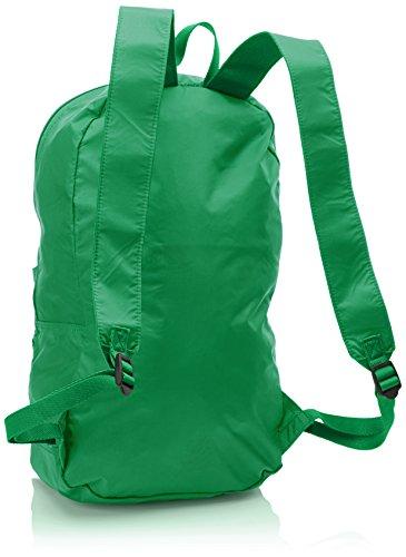 Imagen de converse backpack ct packable ny season,  unisex adulto verde size 43x28x18 alternativa
