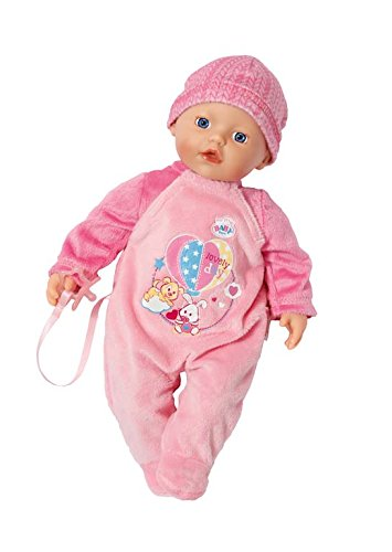 Zapf Creation 822524 - my little Baby born, SuperSoft, rosa (Kleine Baby-flaschen)