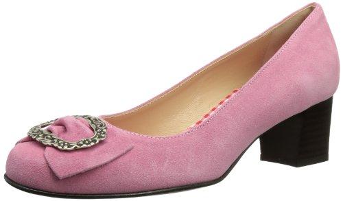50 Damen Pumps, Pink (Pink), EU 41 (Country Tracht)