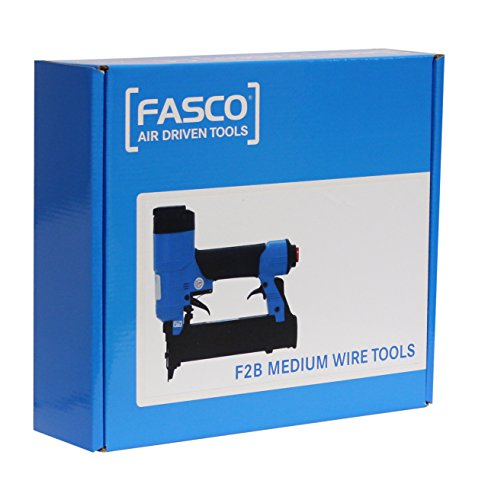 Beck Fastener Group Combo Pinces/pinces Fasco F2B 90 fil Cloueuse de finition pour Medium, GN 000011432.a