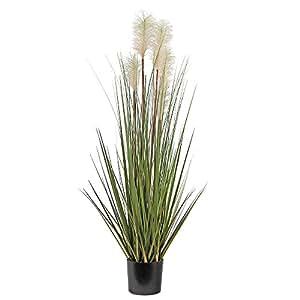 Ligne d co 441231wo plante artificielle herbe gramin e et for Amazon plante artificielle