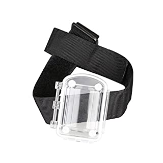 AEE Technology JM16 Waterproof Housing Buckle Strap for AEE MD10 Mini-Action Cameras (Black)