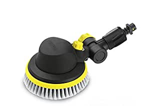 Kärcher Rotary Wash Brush With Adaptable Angle - Pressure Washer Accessory