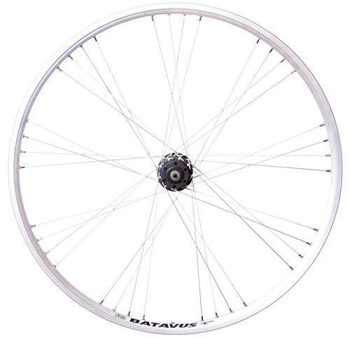 Firecloud Cycles Batavus 700c Hinten Fahrrad Rad - 7 8 9 10-speed Q/R Kassette Silber -